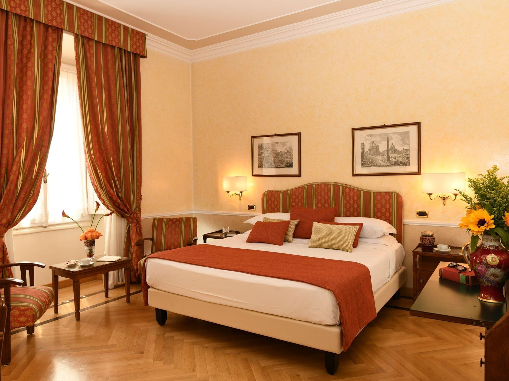 Camera Singola 2 Bettoja Hotels