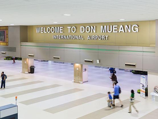 Don Mueang International Airport - HOP INN HOTEL