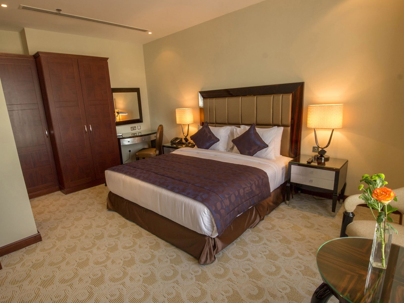 Executive Suite at Strato Hotel by Warwick