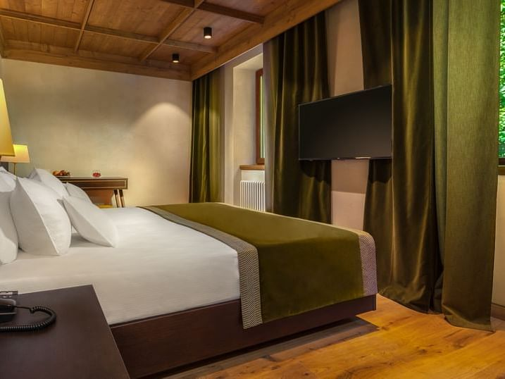 Queen Room la Ana Hotels Bradul Poiana Brașov