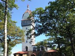 Talcott Mountain State Park near Simsbury 1820 House