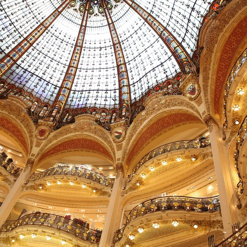 Galeries Lafayette - WARWICK CORPORATE