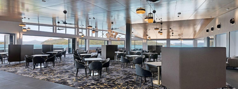 Infinity Restaurant Teppanyaki Suite at Daydream Island Resort