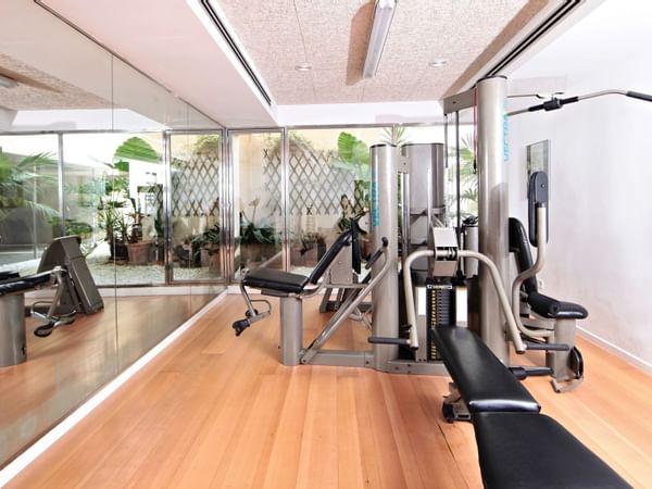 Hotel Aimia - Sporthalle