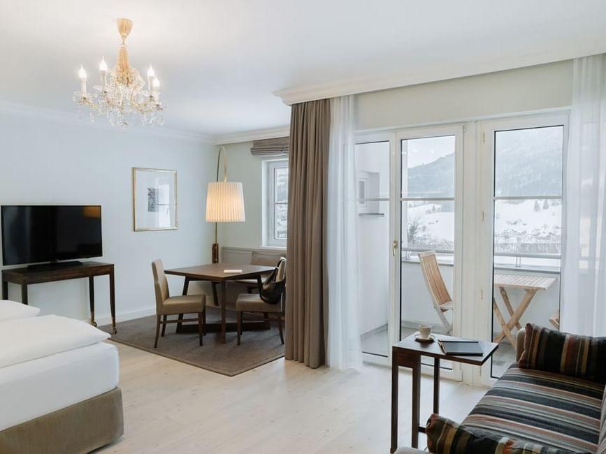 IMLAUER Hotel Schloss Pichlarn Junior Suite