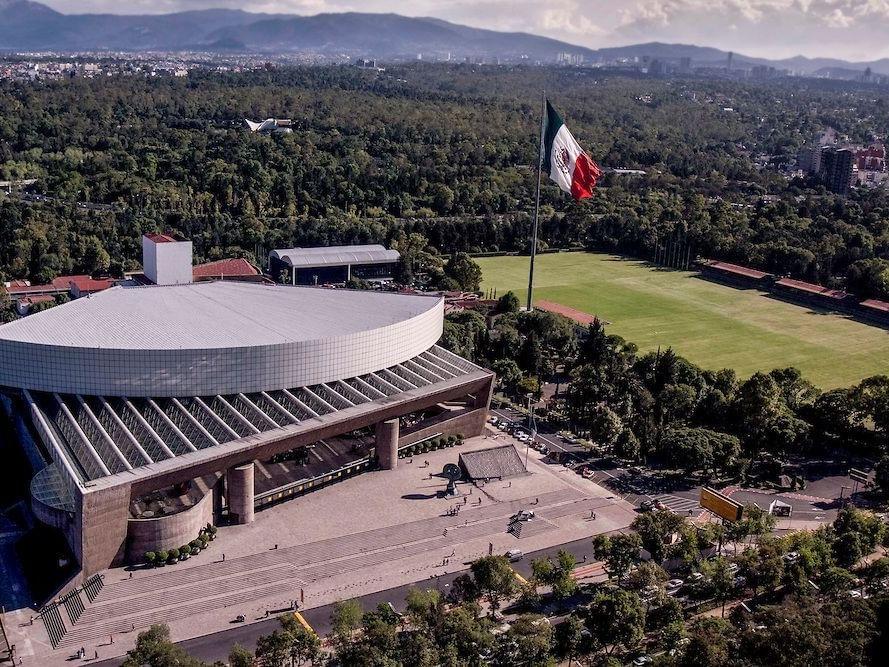 National Auditorium at Marquis Reforma