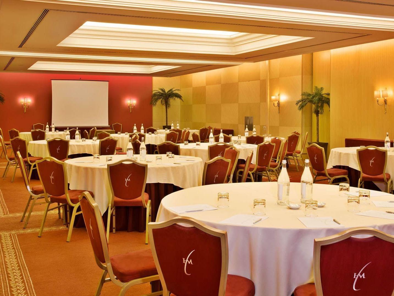Salón de Reunión XII+XIII del Hotel Cascais Miragem Health & Spa