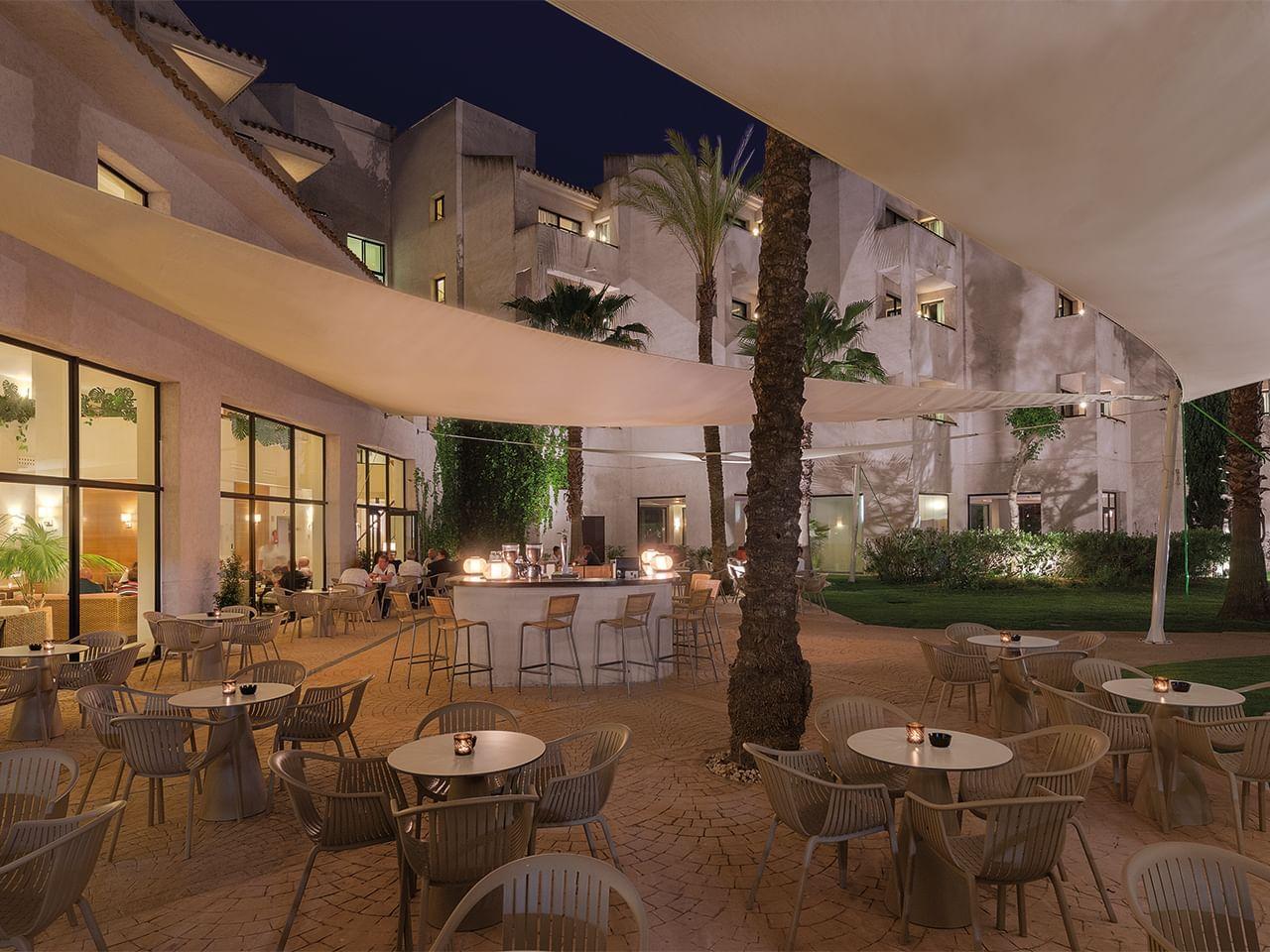 Lobby Bar at Precise Resort El Rompido