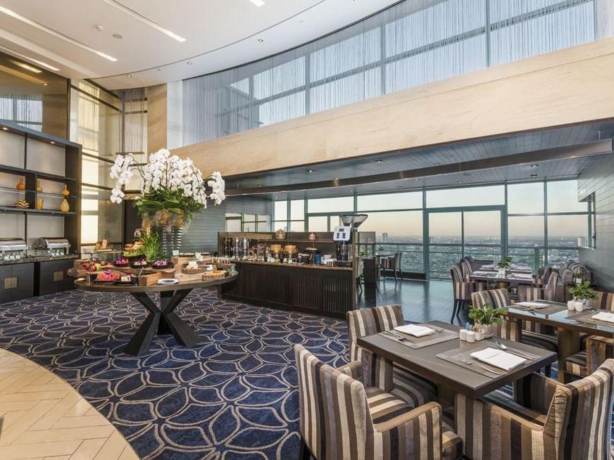 Chatrium Club Lounge at Chatrium Hotel Riverside Bangkok