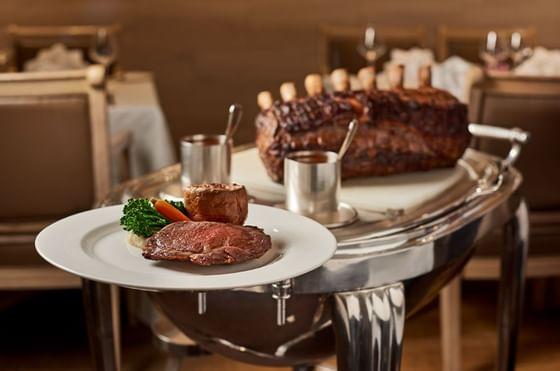 Meat Loaf - Goodwood Park Hotel