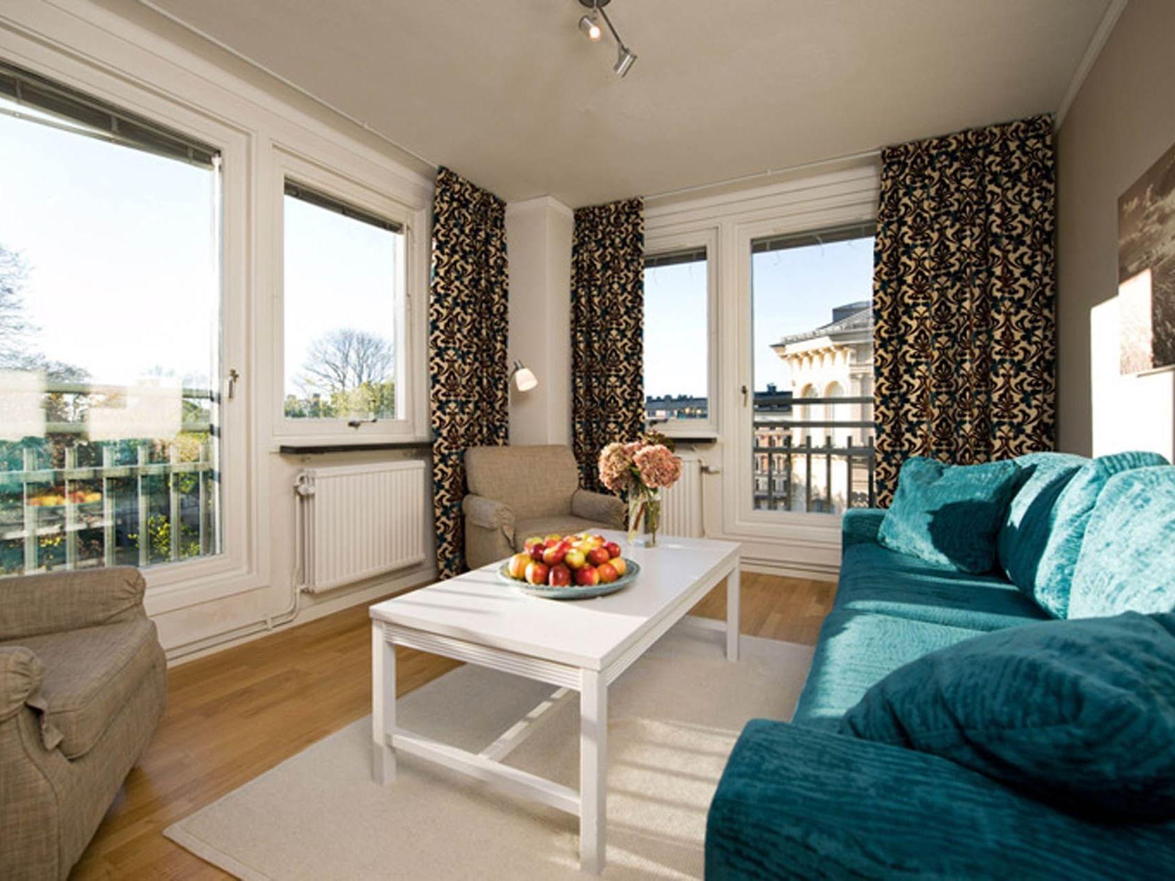 Suite at Hotel Tegnérlunden in Stockholm