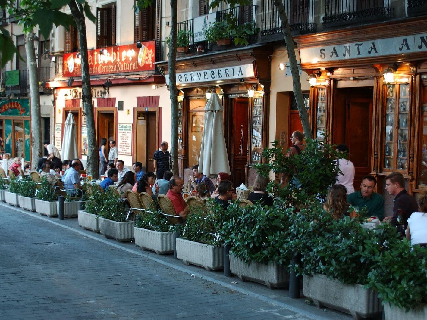 Lugares secretos de Madrid