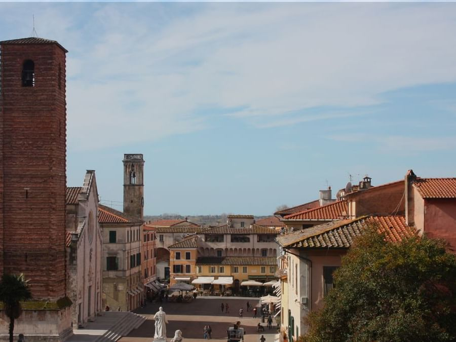 The most beautiful towns to visit in Versilia