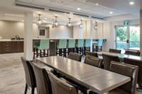 Coast Oliver Hotel - Breakfast Area