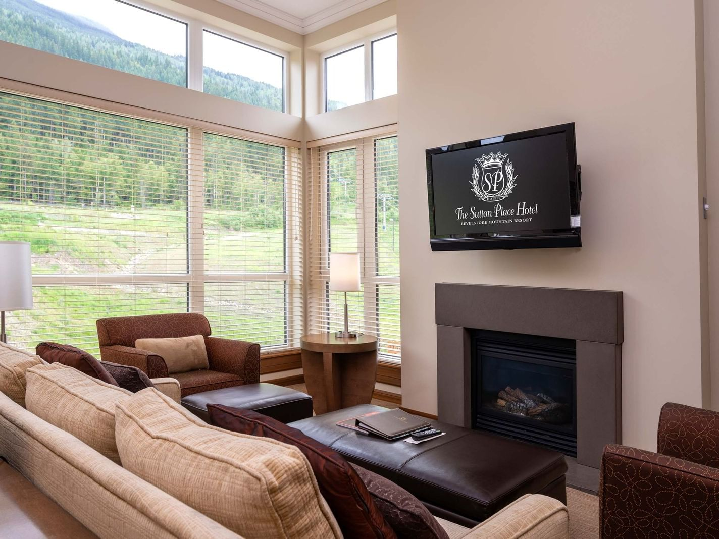 Two Bedroom Premium Suite The Sutton Place Hotel Revelstoke Mountain Resort