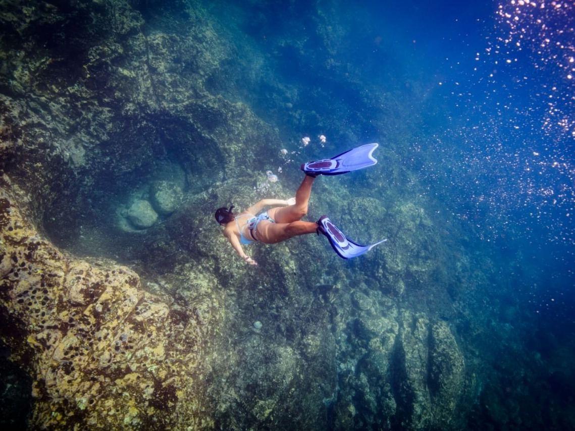Scuba diving Tamarindo  Guanacaste
