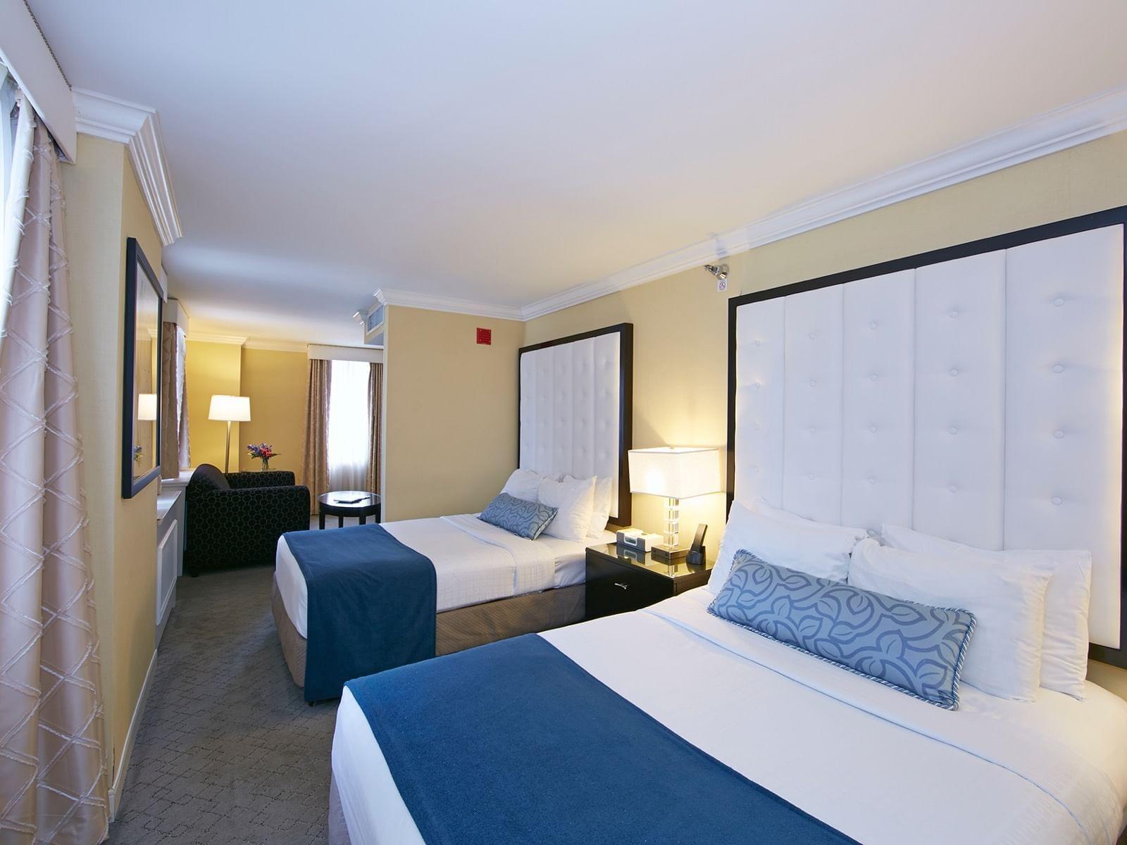 Premium Suite Two Queen Beds