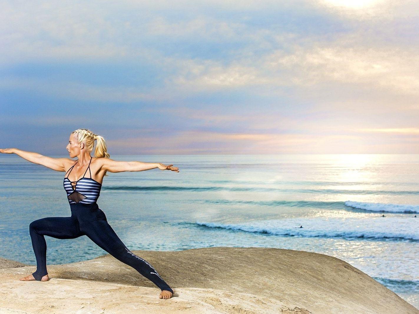 Global Wellness Coach at Pullman Bunker Bay Resort