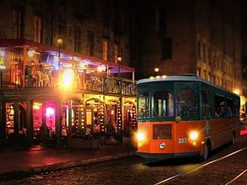 Night at the city at River Street Inn