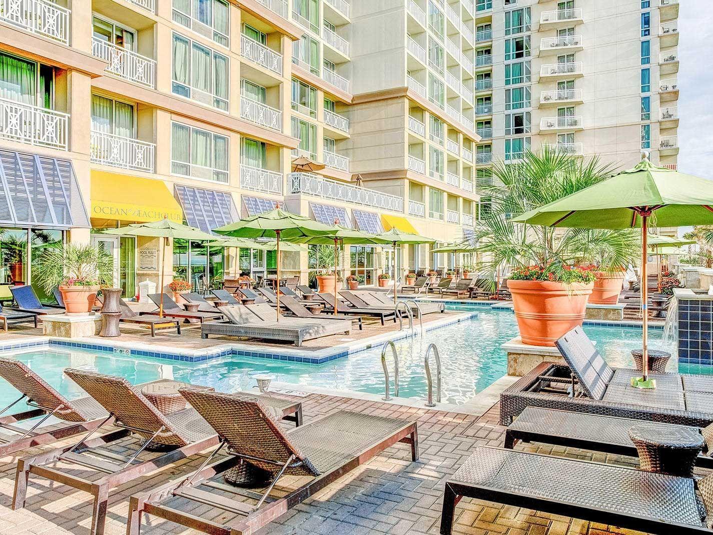 Ocean Beach Club at Diamond Resorts Virginia Beach