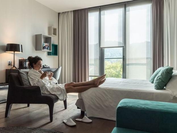Hotel in Turin   Luxury Amenities