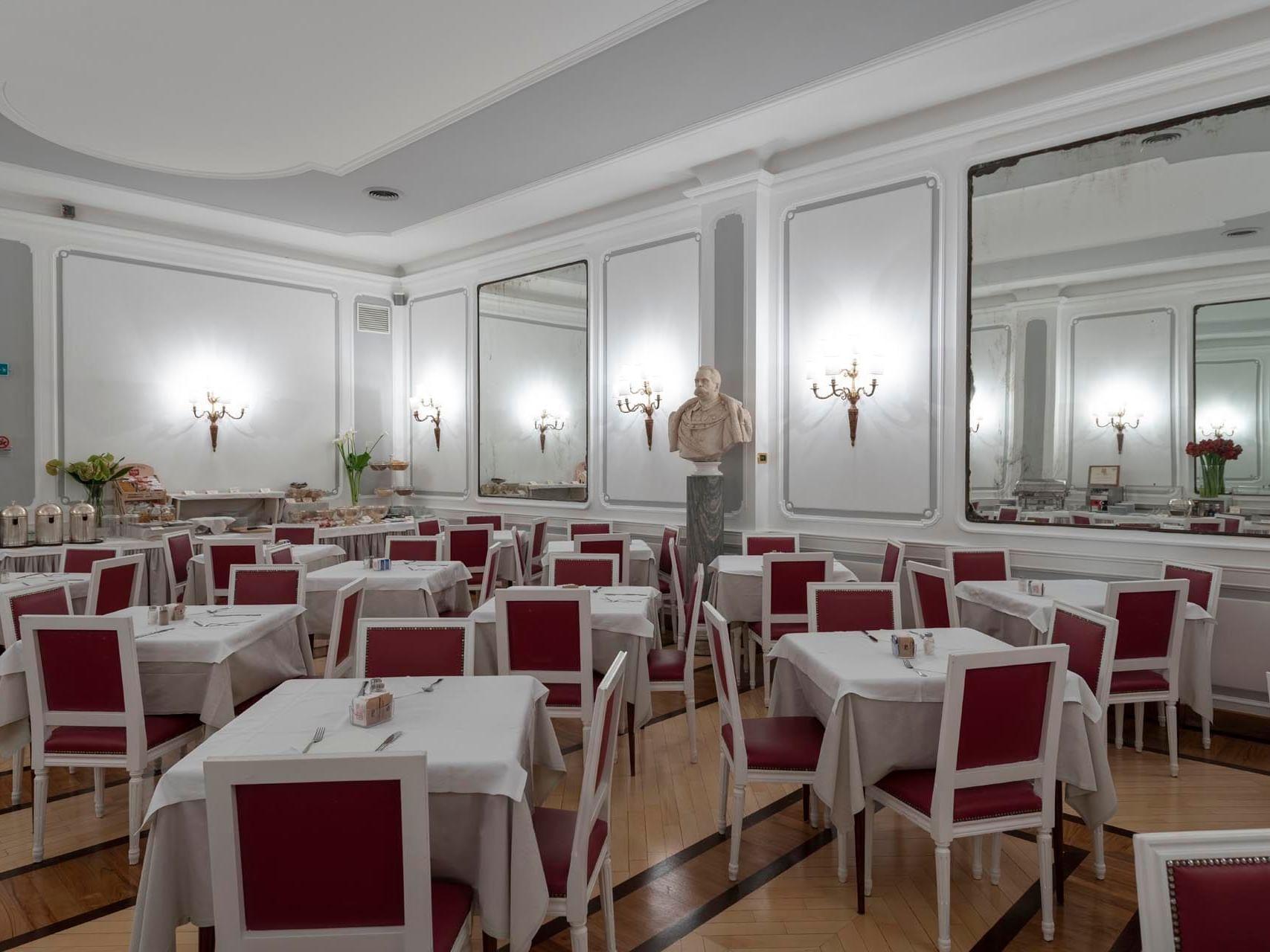 Sala Umberto Hotel Massimo D'Azeglio