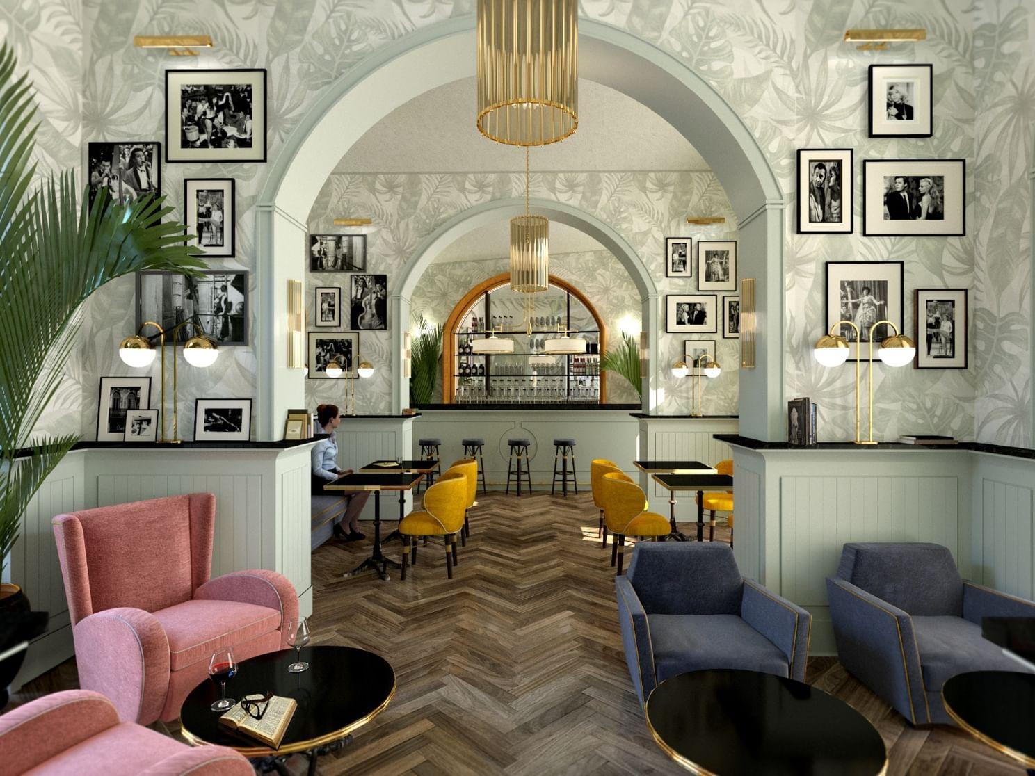 Hotel Bar in Trastevere Rome