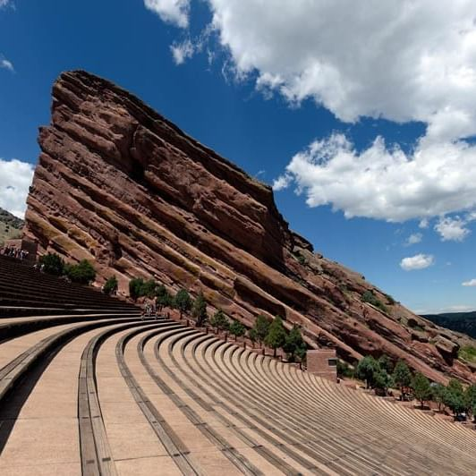 Red Rocks Park & Amphitheatre - WARWICK CORPORATE