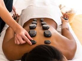 High quality Hot Stone Massage facility at Dream Bangkok