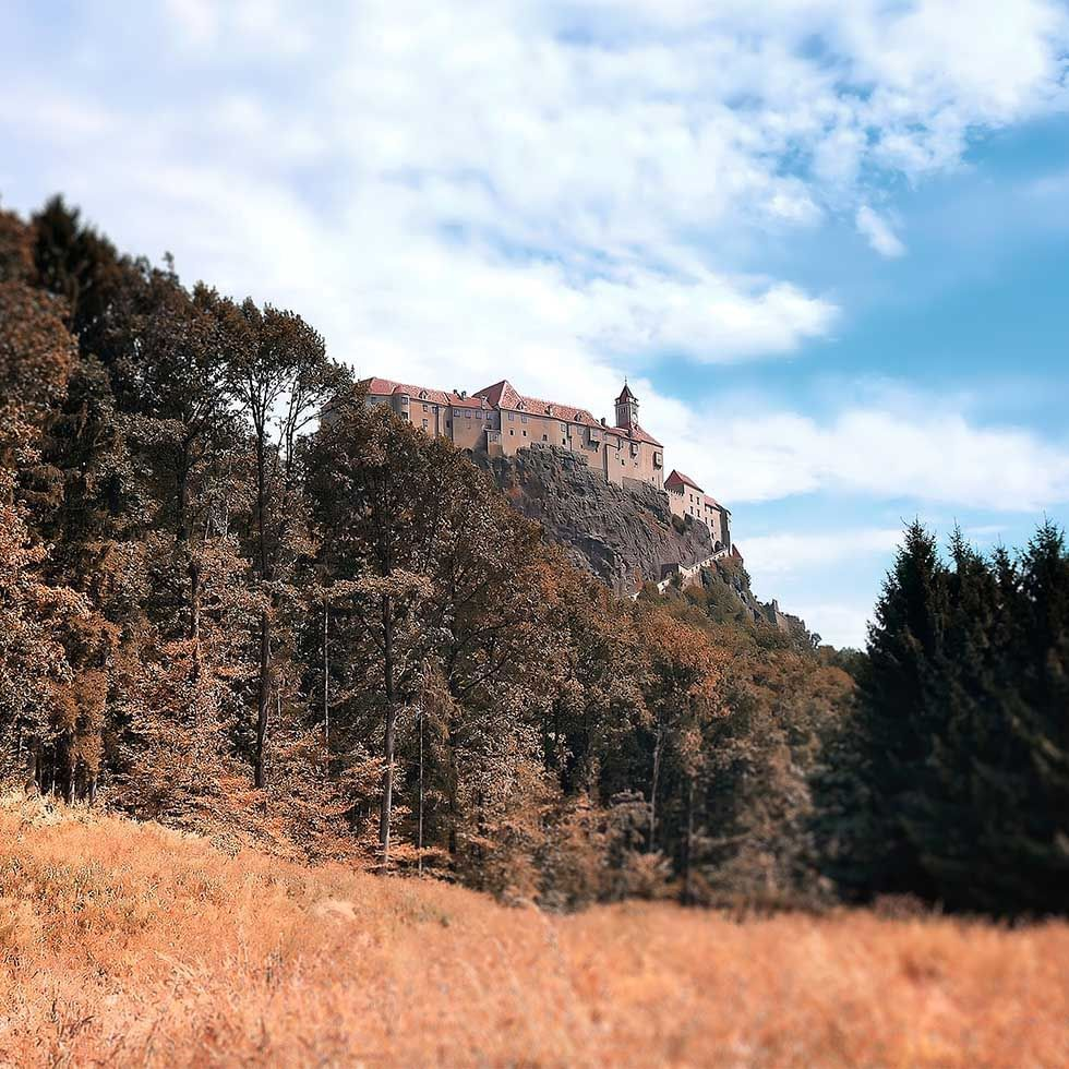 Riegersburg near Falkensteiner Hotels and Residences