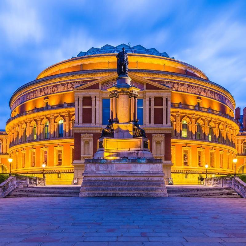 Royal Albert Hall - WARWICK CORPORATE