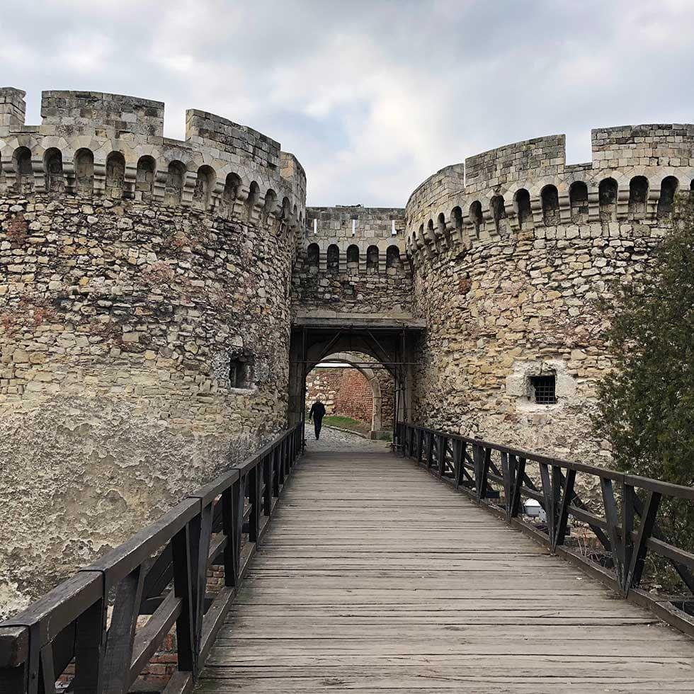 Kalemegdan Fortress near Falkensteiner Hotels and Residences