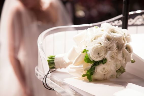 Special Wedding package in Intercontinental Kyiv hotel