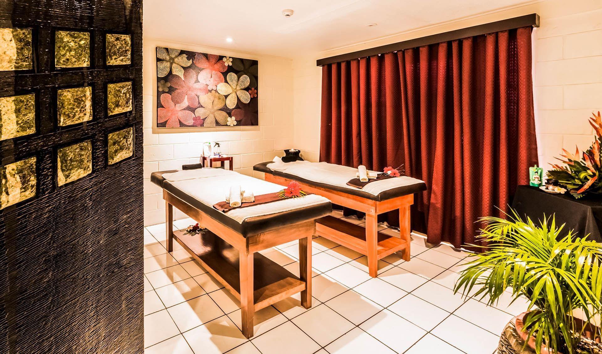 Spa at Tokatoka Resort