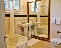 Cottage washroom at Waimea Plantation Cottages