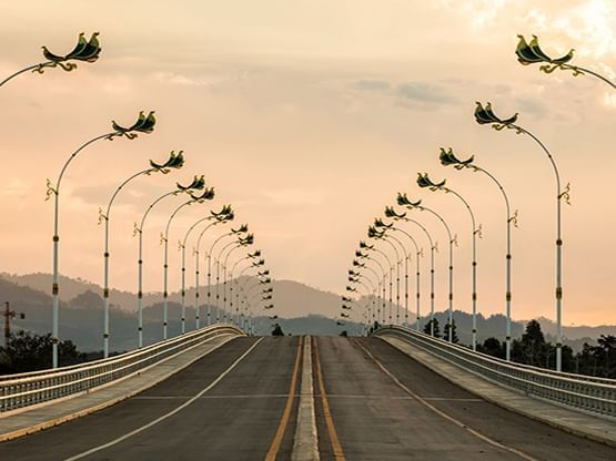Thai-Myanmar Friendship Bridge - HOP INN HOTEL