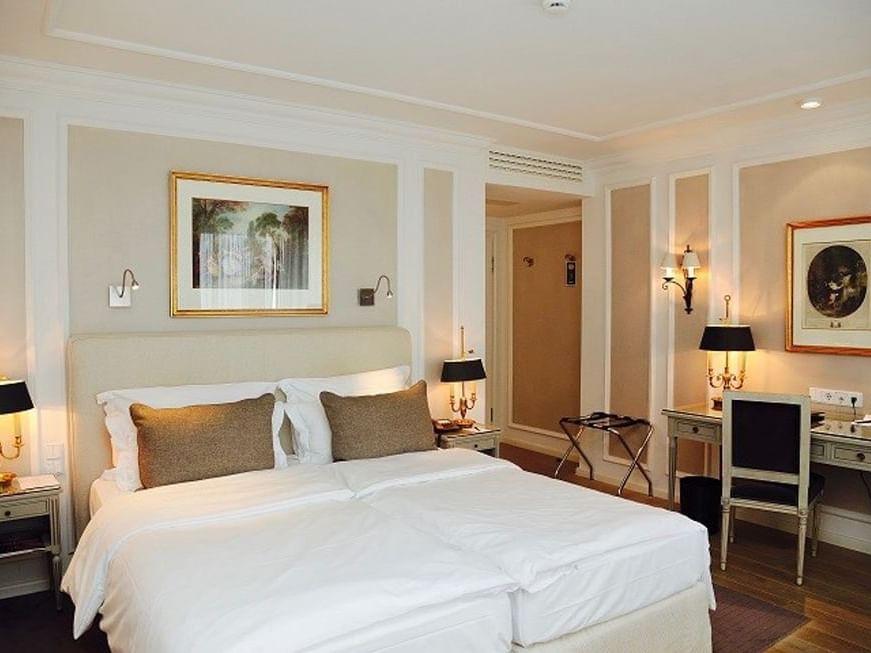 Superior Doppelzimmer im Hotel München Palace