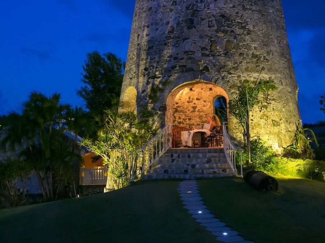 Private Dining in the Sugar Mill