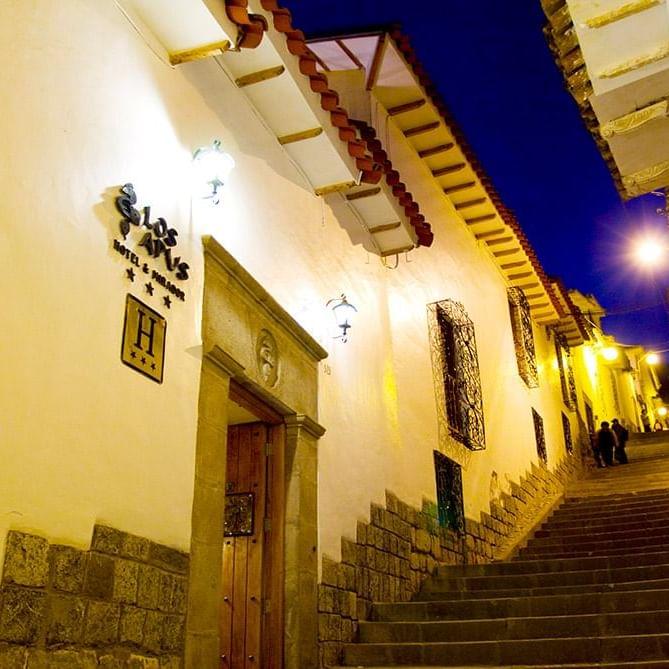 Hotel & Mirador Los Apus by DOT Tradition