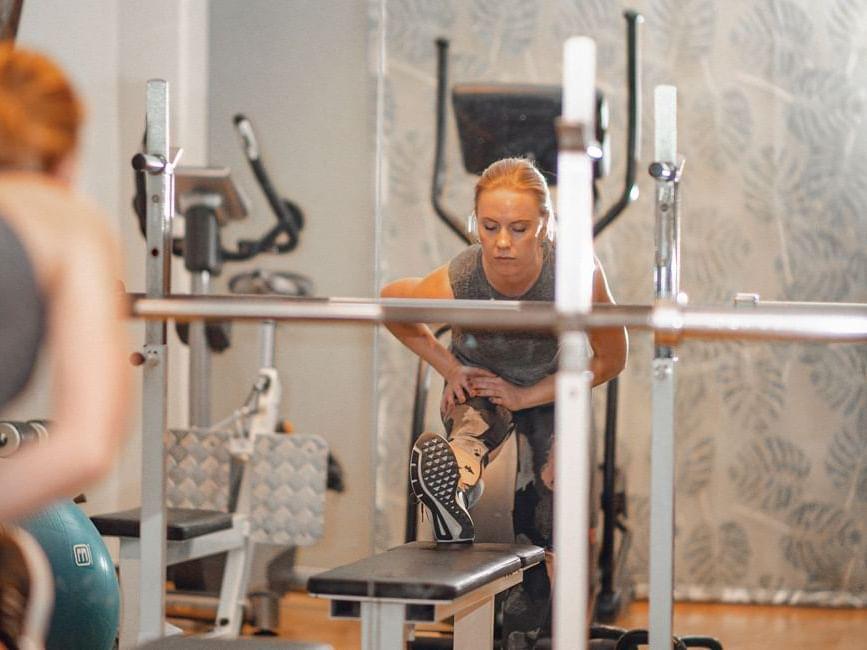 Gym at Hotel Tegnérlunden in Stockholm
