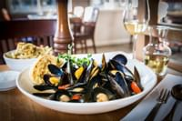 Coast Canmore Hotel Conference Centre - Table Food Drink - Mussels(9)