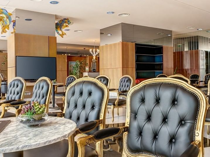 Lobby Bar la Ana Hotels Europa Eforie Nord