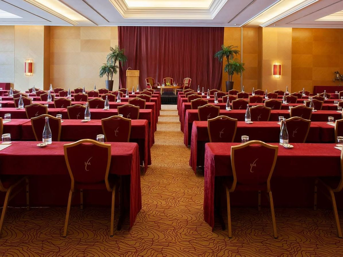 Salón de Reunión I del Hotel Cascais Miragem Health & Spa