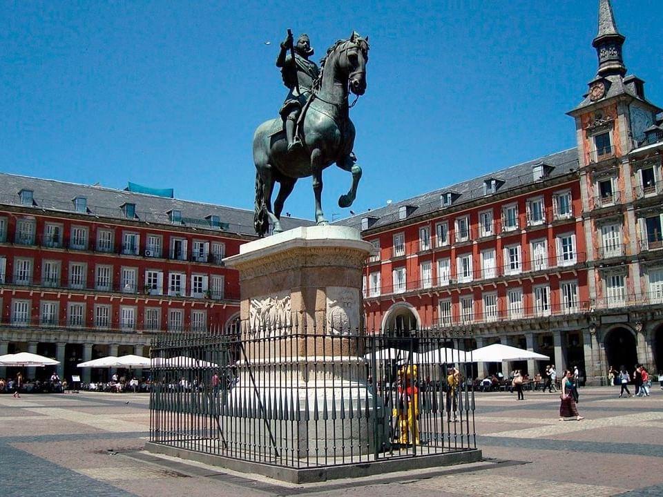 Planes fin de semana en Madrid