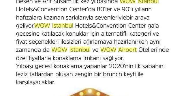News article at Wow Hotels Group