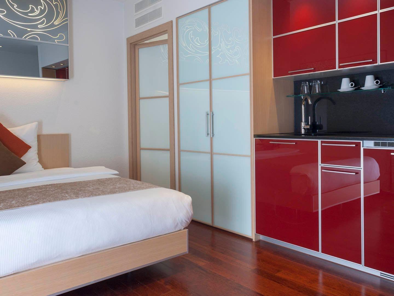Premium Single Room at Hotel Krone Unterstrass in Zurich