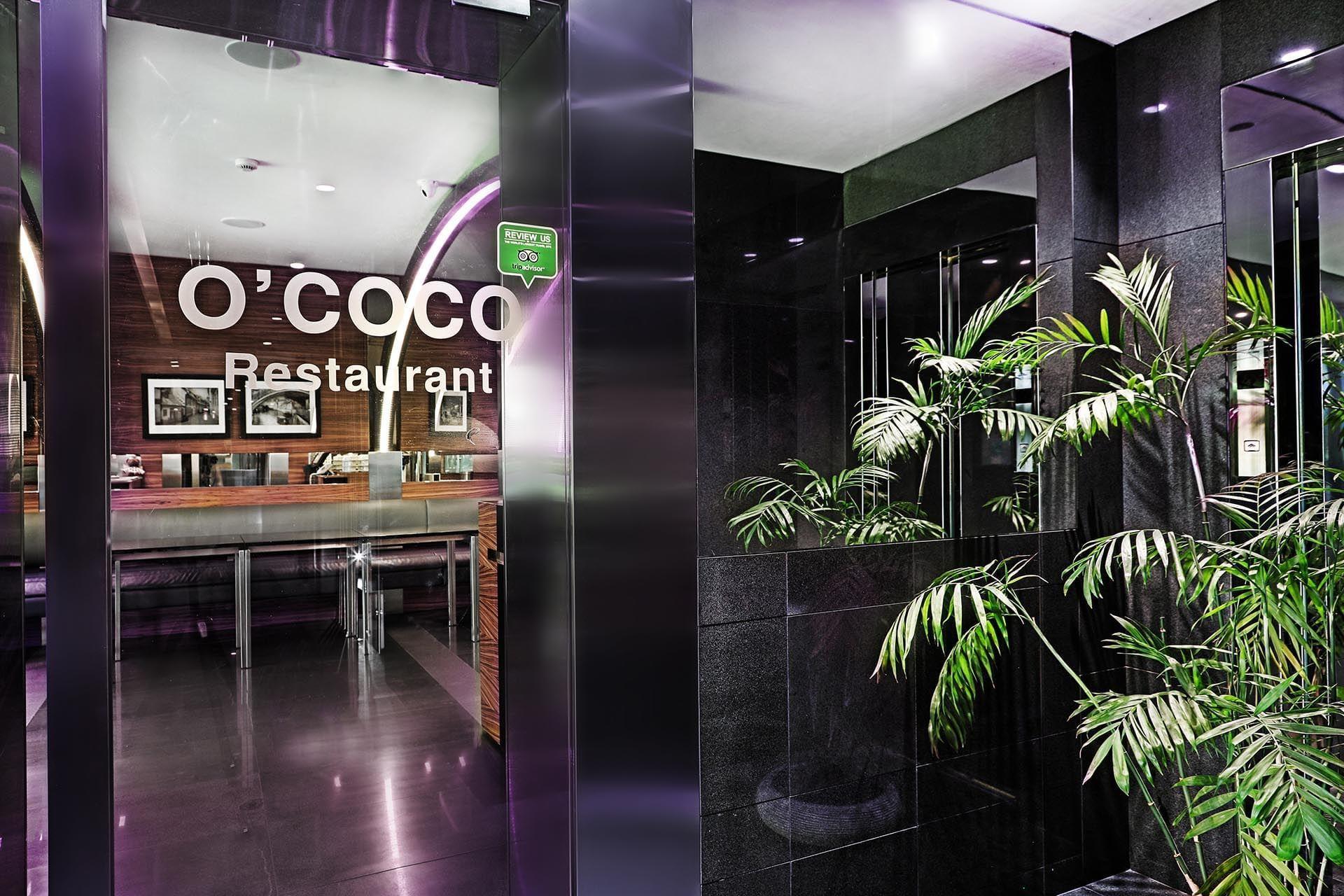 O'cocco Restaurant outside