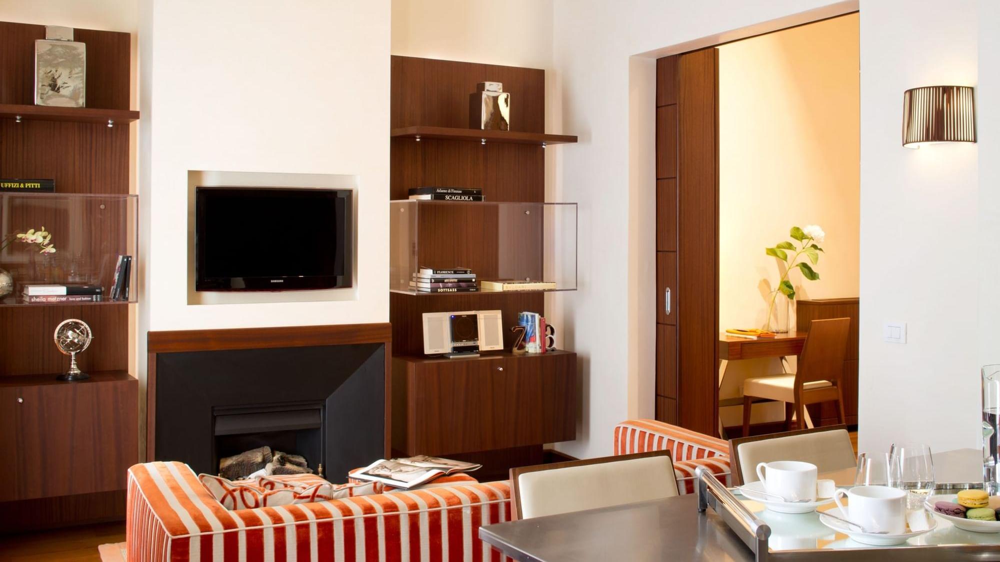 Lussuosi appartamenti a Firenze