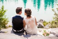 Coast Canmore Hotel Conference Centre - Wedding - Cristalee Photography