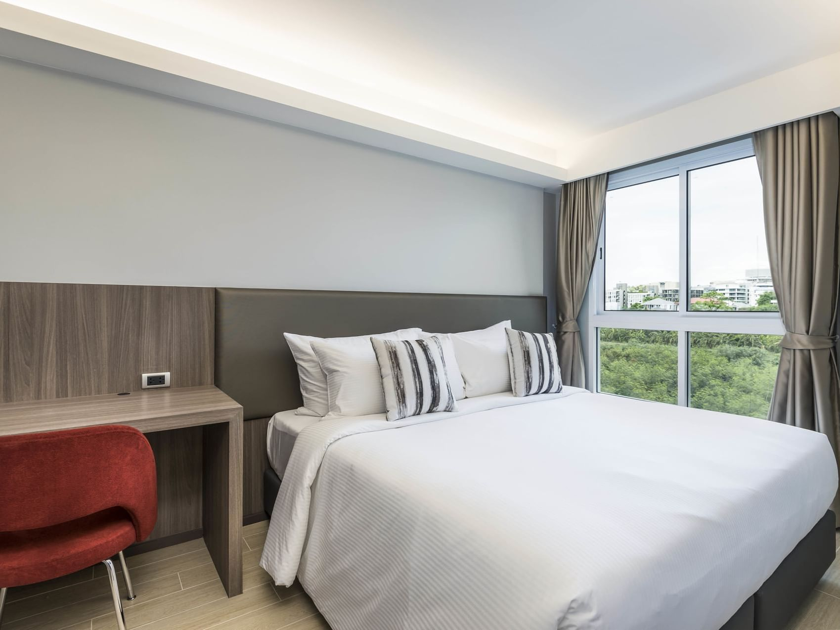 View of Grand One bedroom Residence  at Maitria Hotel Rama 9
